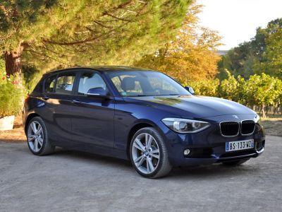 BMW 120d Lounge Plus