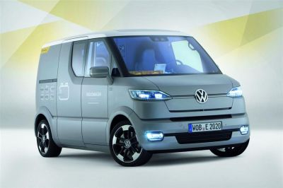 Volkswagen eT Concept