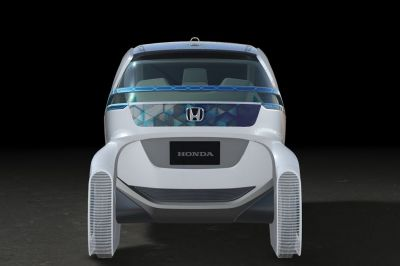 Honda Micro Communter Concept
