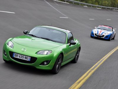 Mazda MX-5 Black by MX-5