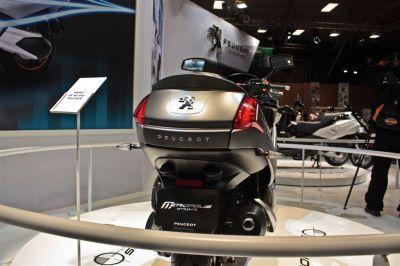 Peugeot Metropolis Project
