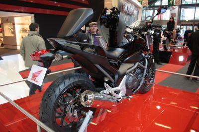Honda NC 700 X et NC 700 S