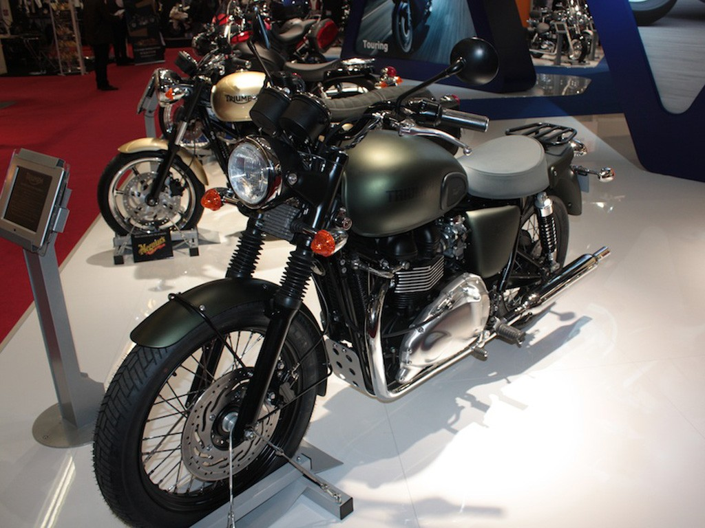 Triumph Bonneville Steve Mc Queen