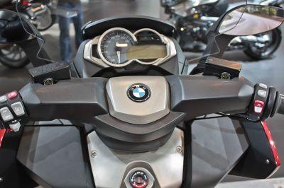 BMW C600 Sport et C650 GT