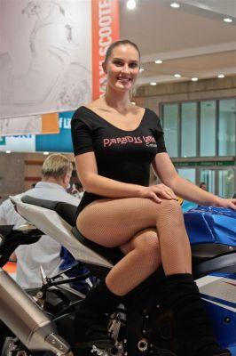 Hotesses salon moto 2011