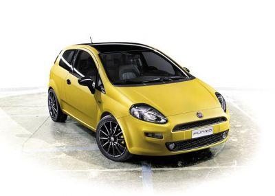 Fiat Punto Born This Way