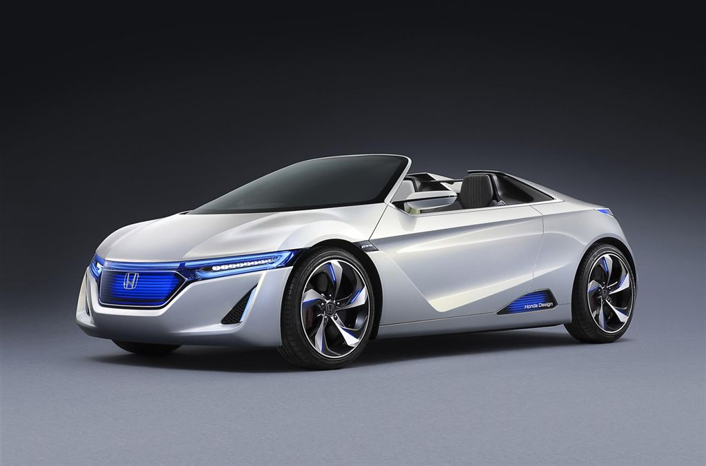Honda Small Sports EV Concept