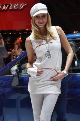 Les plus belles hôtesses 2011