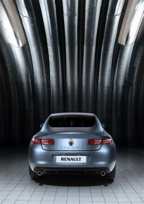 Renault Laguna Coupe restylee