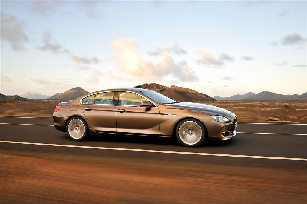 BMW Serie 6 Gran Coupe