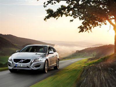 Volvo V60 D6 hybride Diesel rechargeable