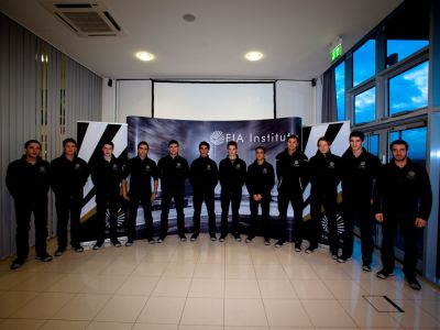 Plein Gaz : FIA Institute Young Driver Excellence Academy 2011
