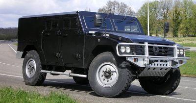 Renault Trucks Sherpa civil