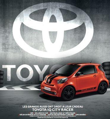 Toyota iQ City Sport