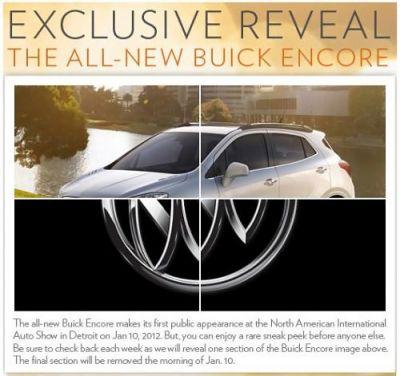 Buick Encore 2012