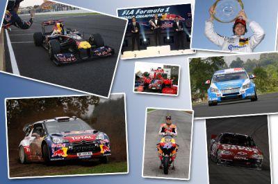 Les champions et championnes 2011 : entre joies et tristesses