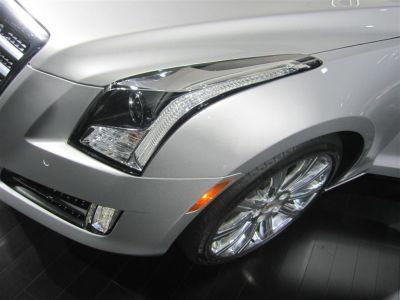 Cadillac ATS Live Detroit