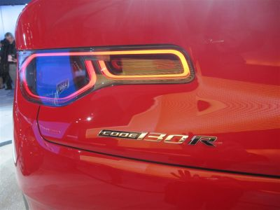 Chevrolet 130 R live