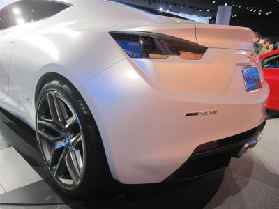 Chevrolet Tru 140S live