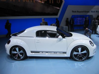 vw e-Bugster live
