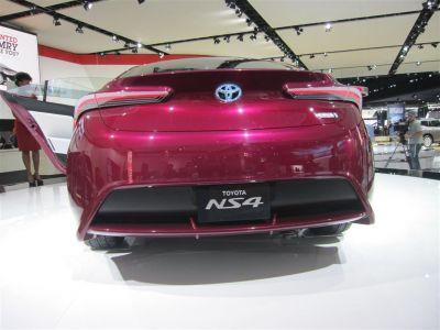 Toyota NS4 live