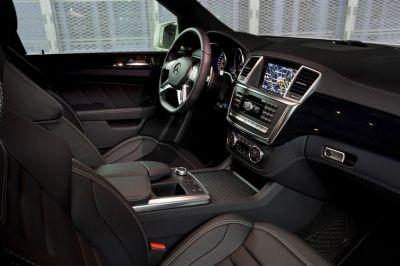 Mercedes ML 63 AMG 2012