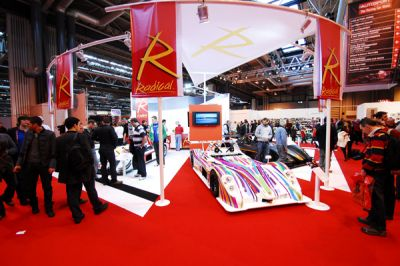Autosport 2011 : Tous les sports mécaniques en un salon