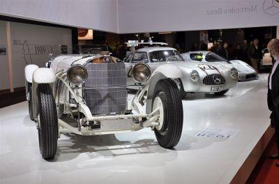 Rétromobile 2012