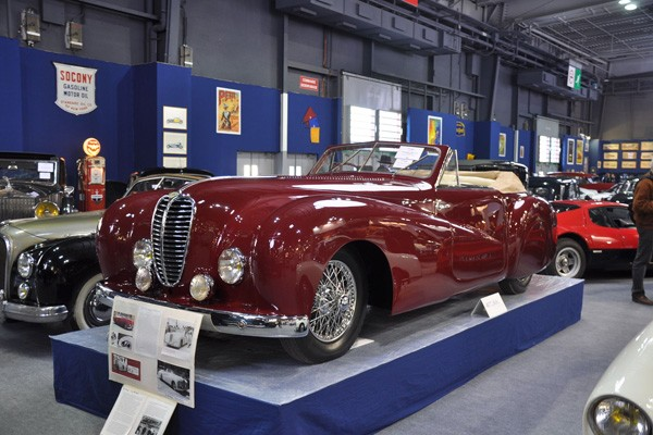 La collection Artcurial 2012 à Rétromobile
