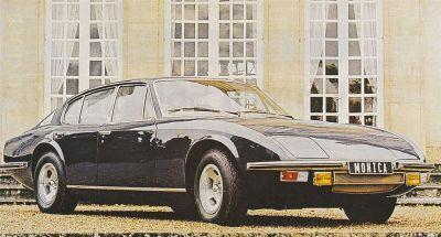La Monica 560, limousine française oubliée