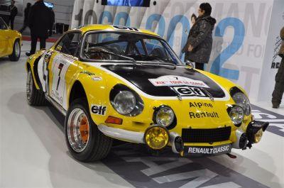 Renault à Rétromobile