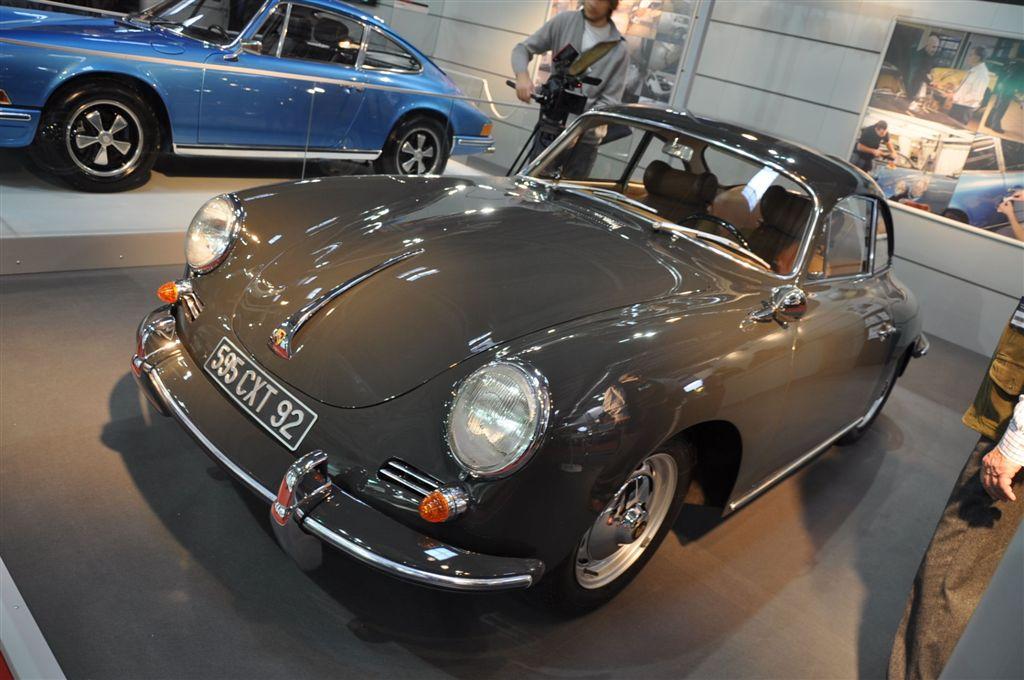 Porsche Distribution