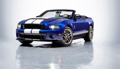 Shelby Ford GT500 Convertible