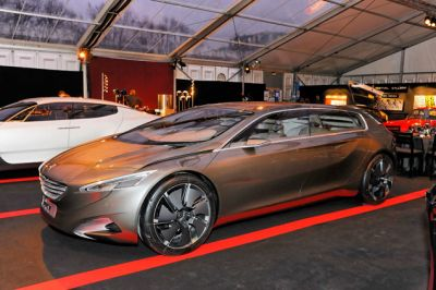 Les plus beaux concepts du Festival Automobile International
