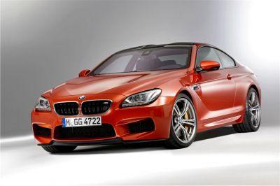 BMW M6 2012