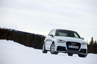 Audi A1 quattro 256 ch