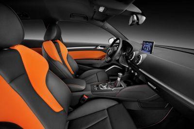 Premieres photos Audi A3