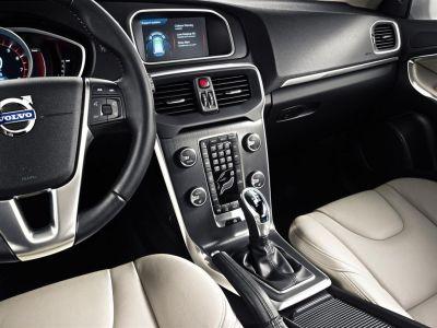 Volvo V40 offiicielle