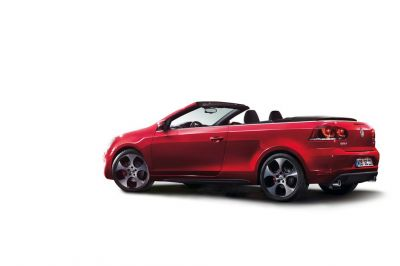 Volkswagen Golf GTI Cabriolet