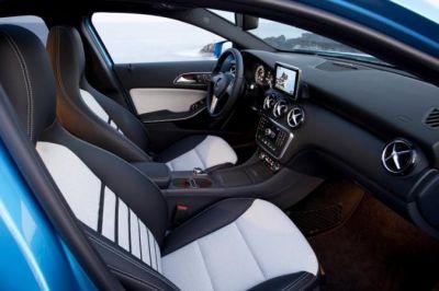 Mercedes Classe A 2012 premières images