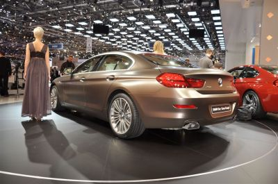BMW Serie 6 GranCoupe