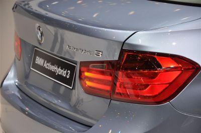 BMW ActiveHybrid3