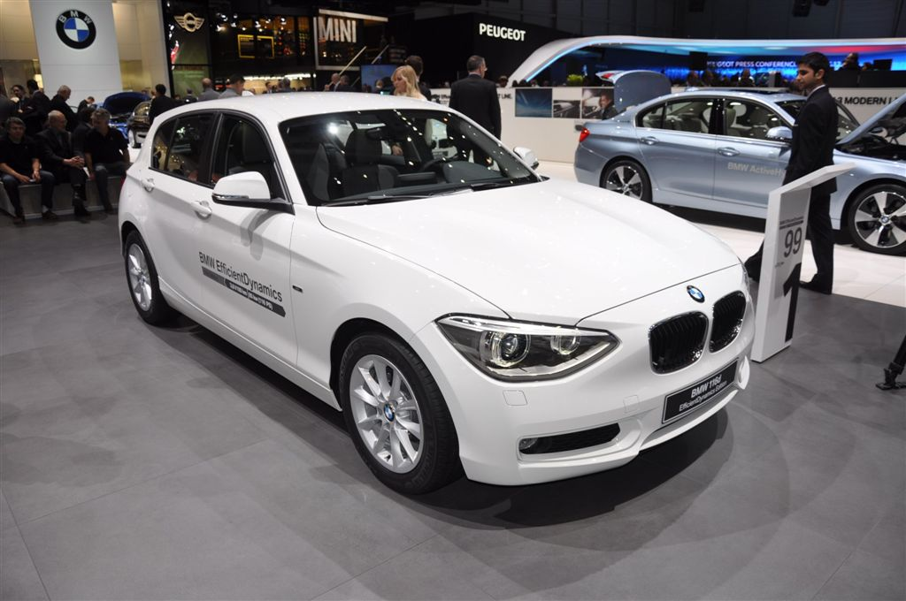 BMW 116d EfficientDynamic