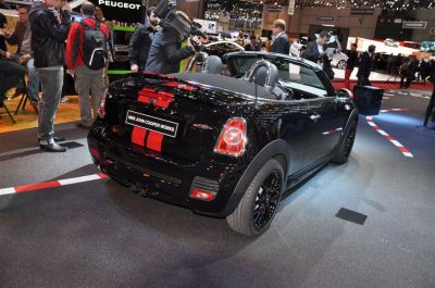 Mini Roadster JCW