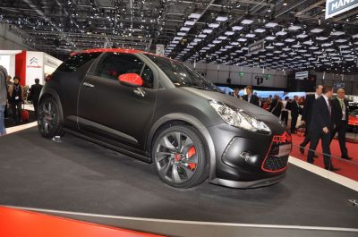 Citroen DS3 R Loeb