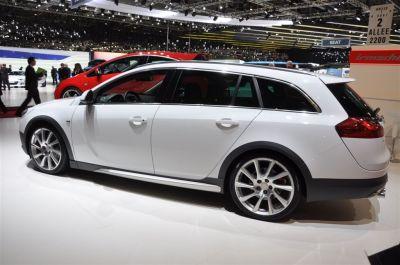 Opel Insignia Cross irmsher