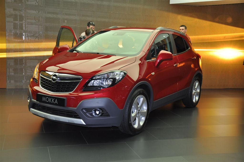 albums photos opel mokka. Black Bedroom Furniture Sets. Home Design Ideas