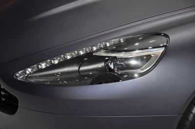 Aston Martin Virage Volante Q serie