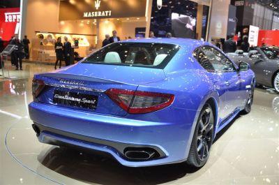 Maserati GrandTurismo Sport