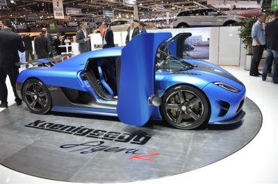 Koenigsegg Argera R